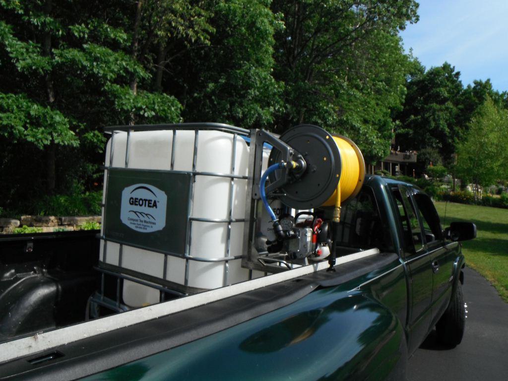 Tote-Mate Compost Tea Sprayer