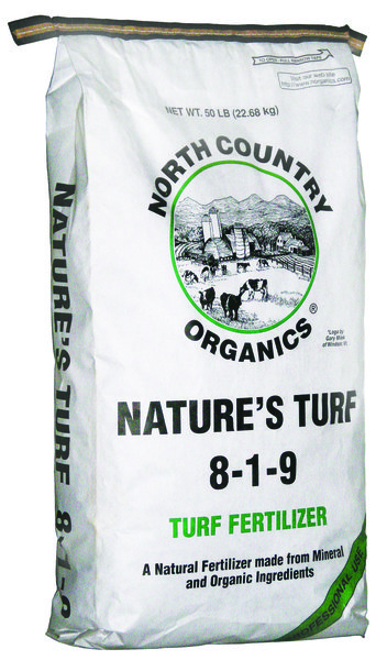 Natures Care Organic Fertilizer  Pound Bag