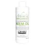 Ahimsa Neem Oil OMRI Listed Certified Organic