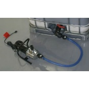 Compost Tea Discharge Pump