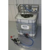 GeoTea Compost Tea Brewer with transfer pump