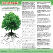 Solu-Stimulant Bio-Stimulant for Mycorrhizal Applications Trees Golf Course