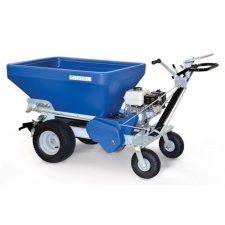 Eco Lawn Applicator Compost Top Dressing Machine For